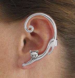 Mischievous Cat Ear Cuff