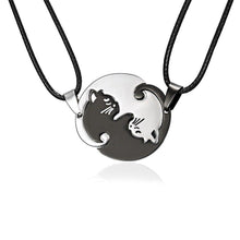 Couples Meow Necklace