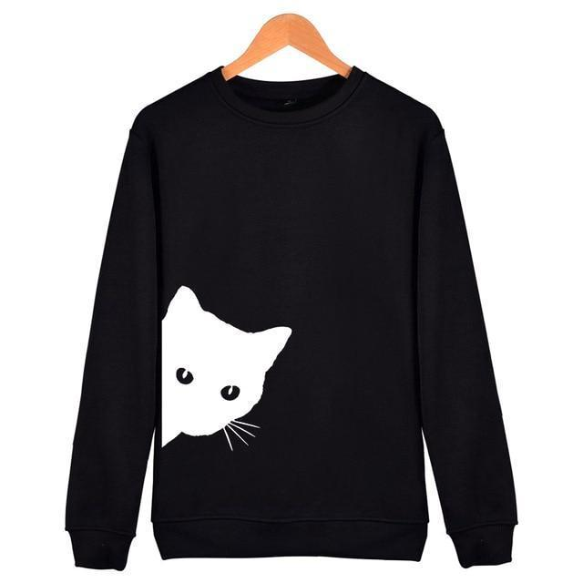 Spy Cat Sweatshirt