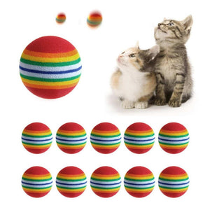Rainbow Ball Toy