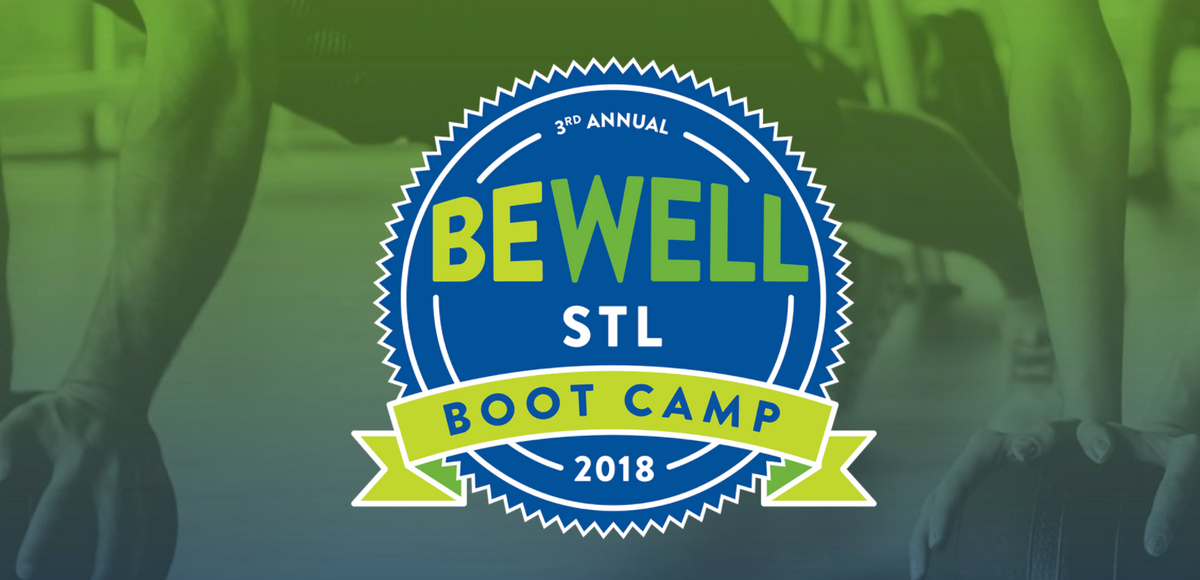 Be Well STL Bootcamp