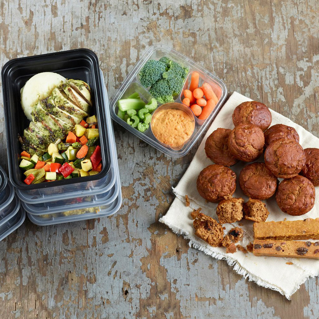 5 Steps To Make A Meal Plan
