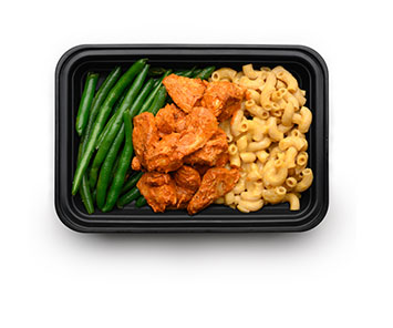 Lunch & Dinner: Balanced meals you can eat on the go