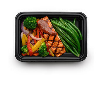 Lower carb options, still high in protein