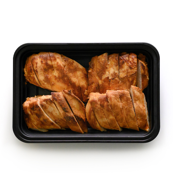 pure protein asian chicken overhead