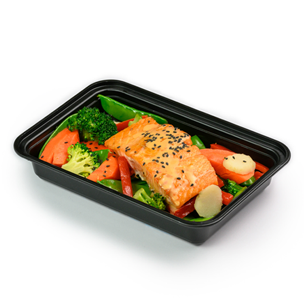 asian salmon packaged