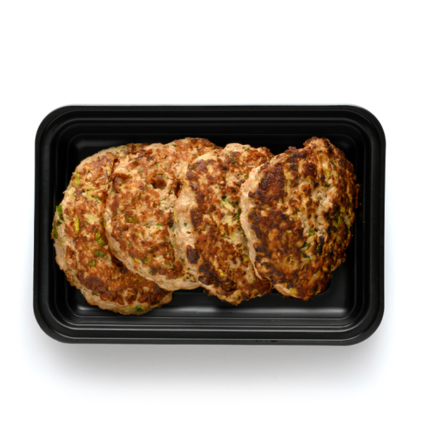 Pure Protein - Mediterranean Turkey Burger