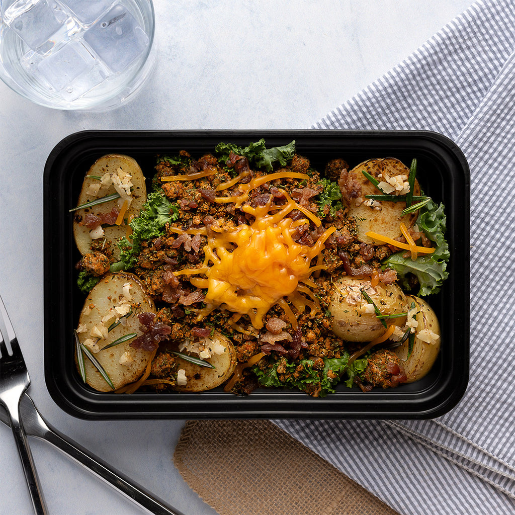 baked potato bowl