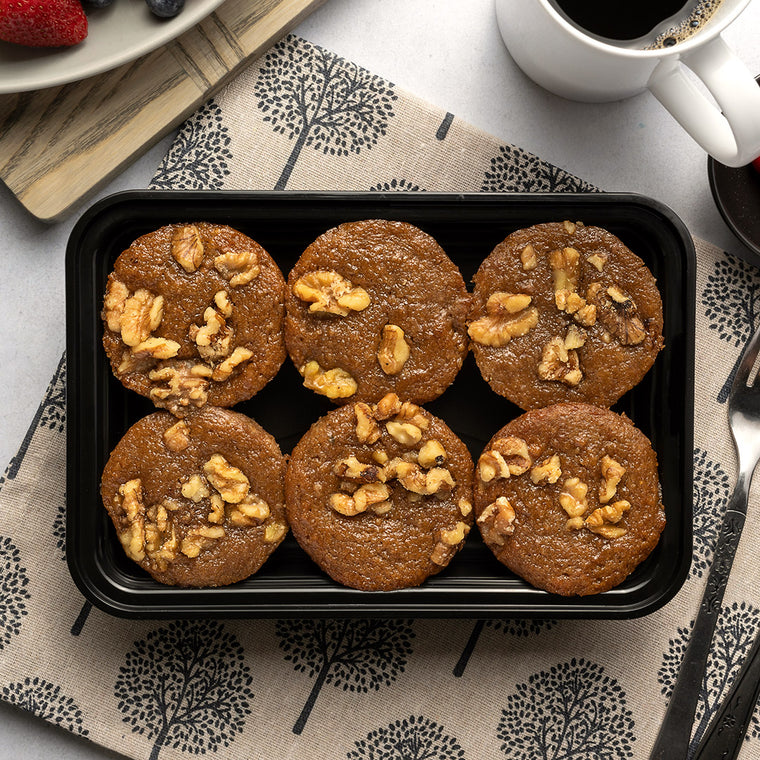 Banana Walnut Muffin