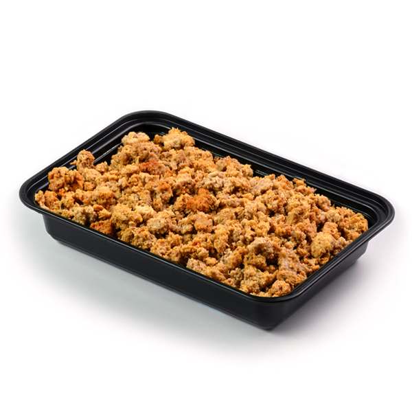 pure protein cajun ground turkey angled