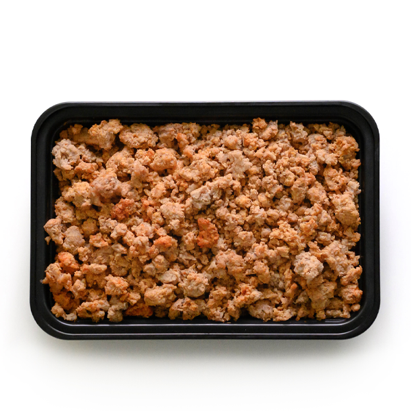 pure protein cajun ground turkey overhead