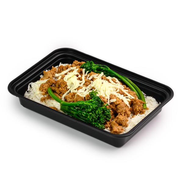 turkey sloppy joe bowl container