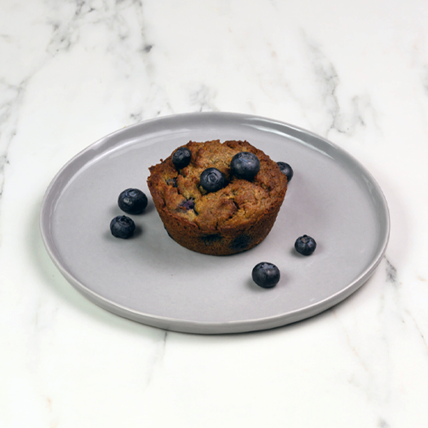 Lemon Blueberry Breakfast Muffin