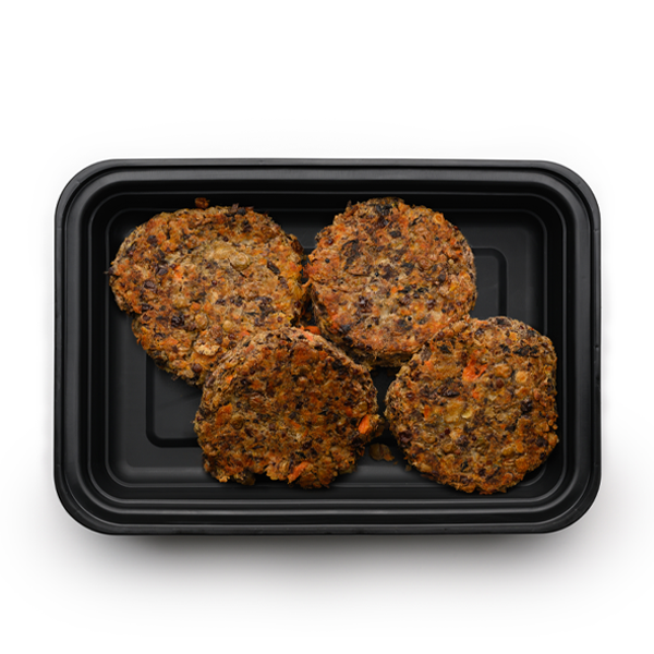 Pure Protein - Black Bean Burger