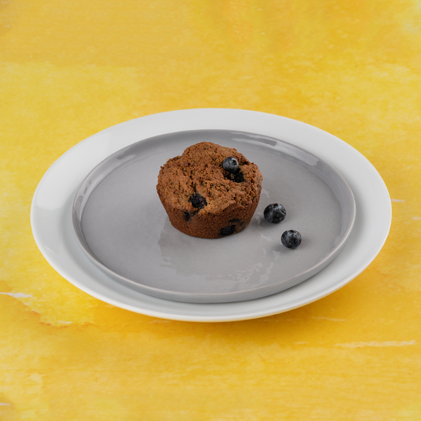 Blueberry Breakfast Muffin
