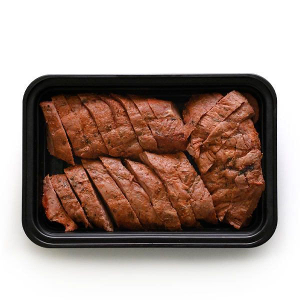 pure protein smoked steak
