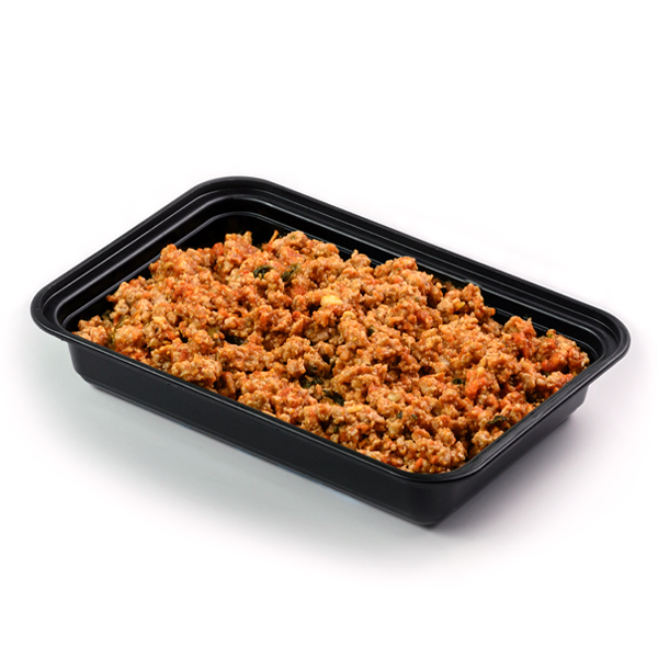 pure protein turkey bolognese angled
