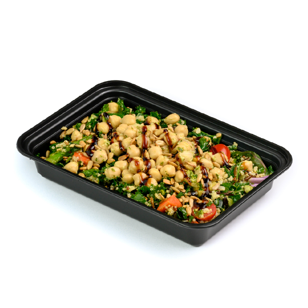 vegan bowl packaged