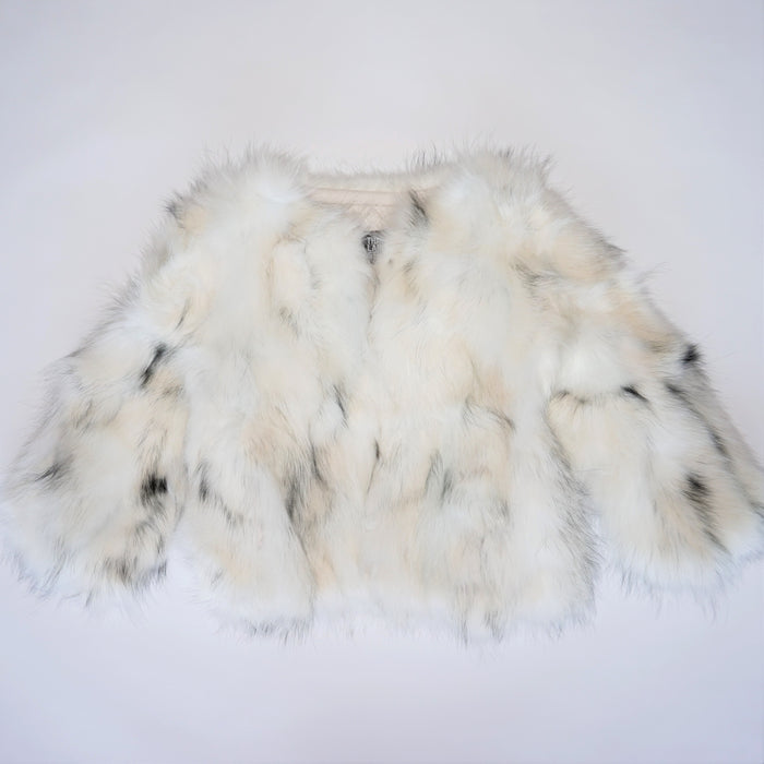 Children's Scarlett Fur Coat --- Now available in 3 colours ---