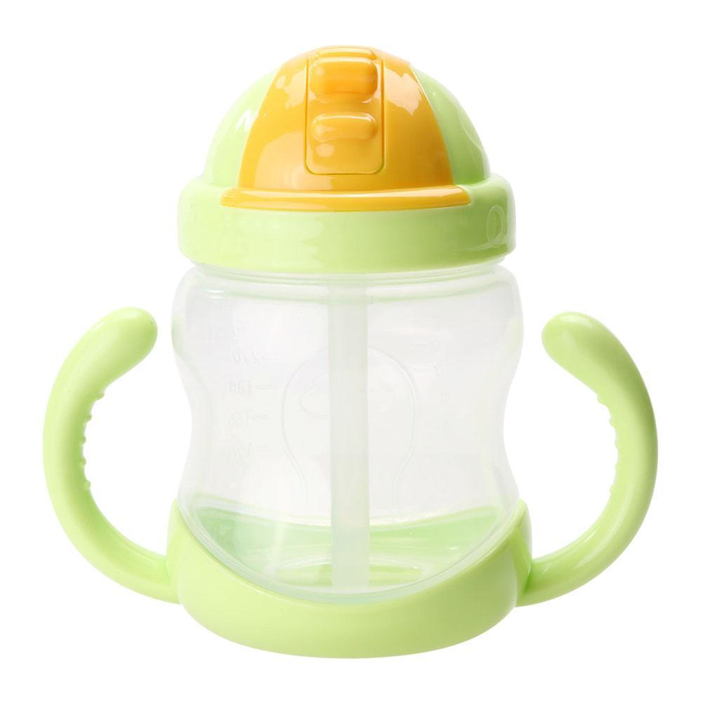 Kids Training Cup With Easy Flow Straw (280ml)