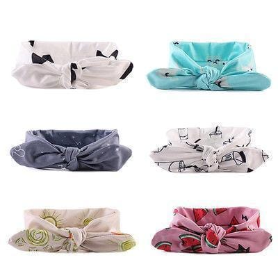 Girls Turban Knot Headband