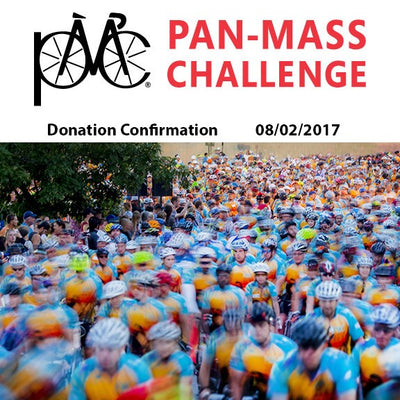 Supporting the Pan-Mass Challenge for Cancer Research