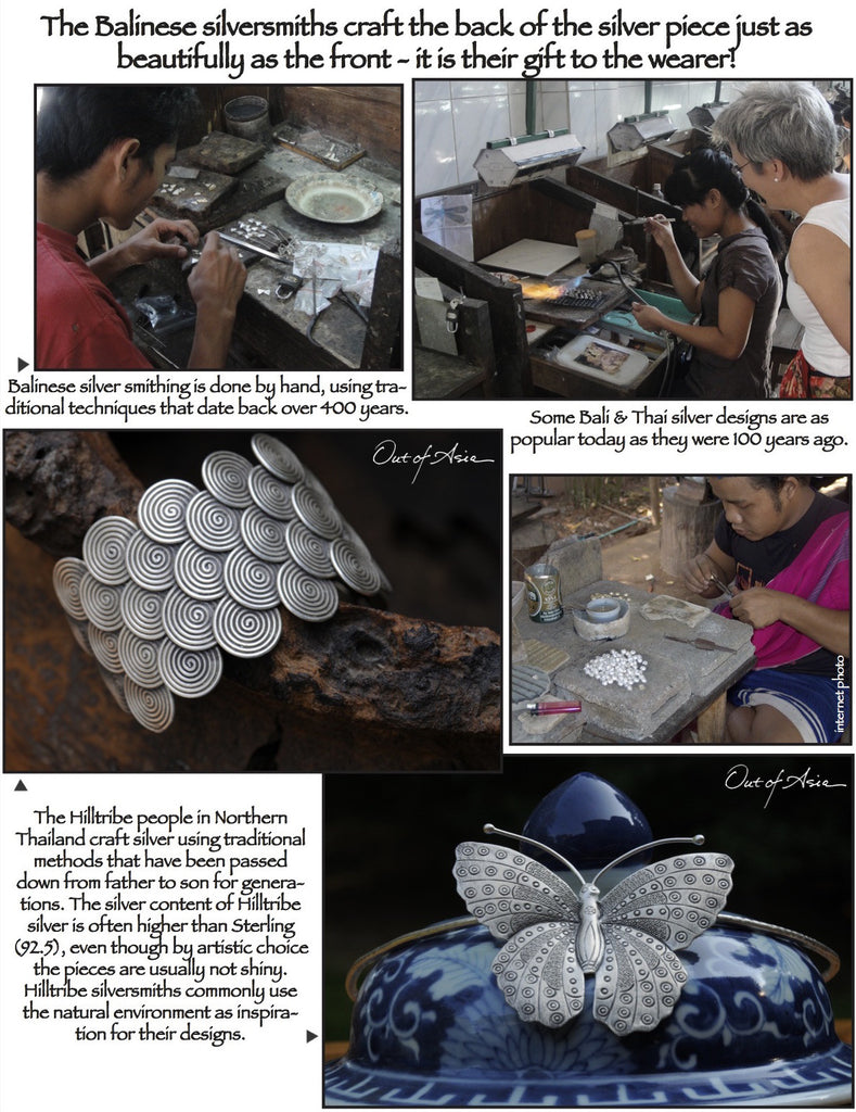 Balinese Silversmiths | Meet the Artisans | Out of Asia