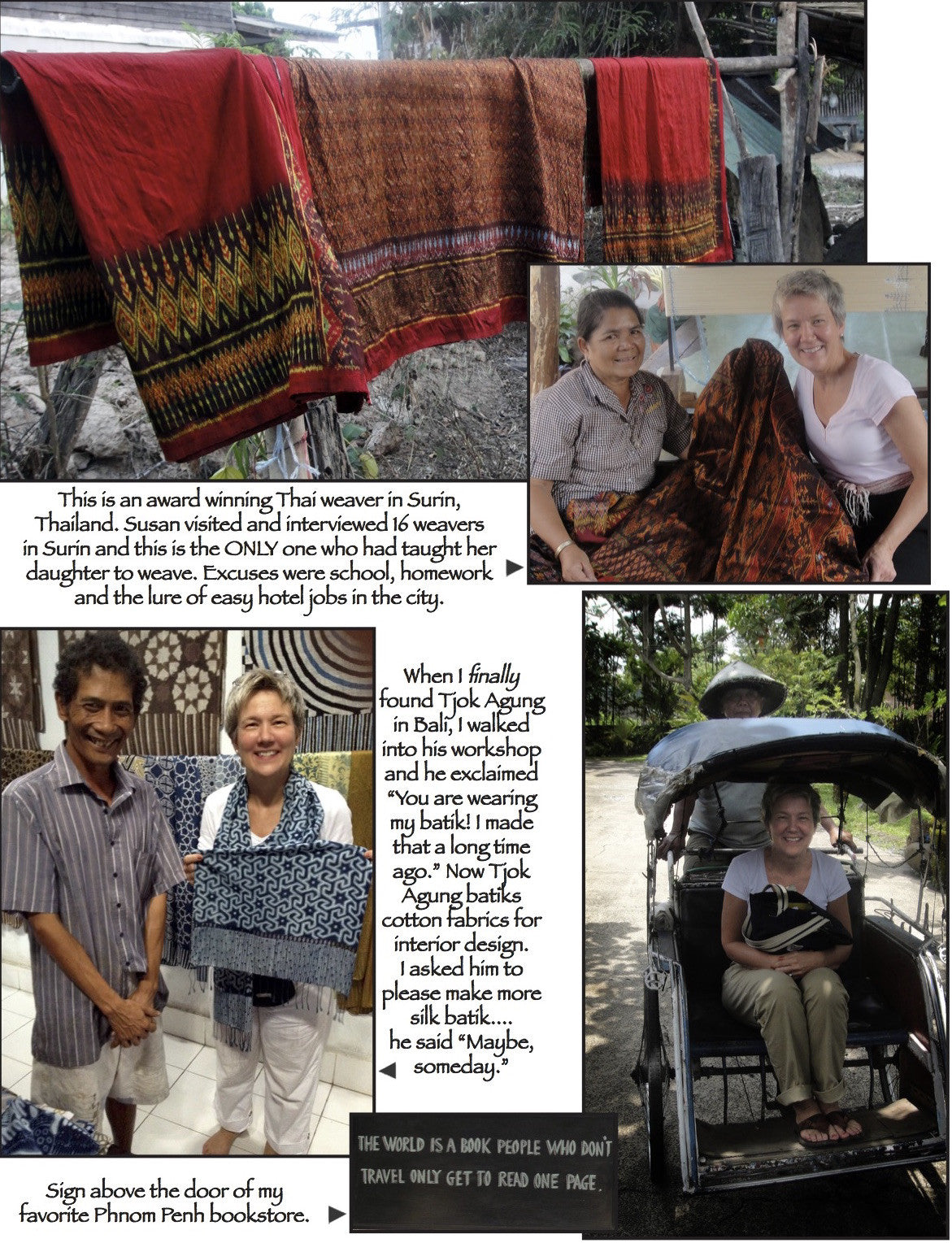 Generations of Weavers in Indonesia | Out Of Asia