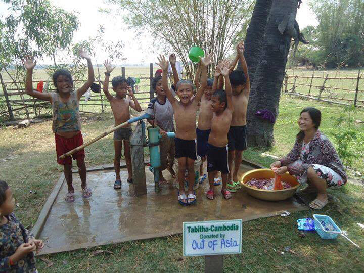 Building wells in Cambodia | Out of Asia