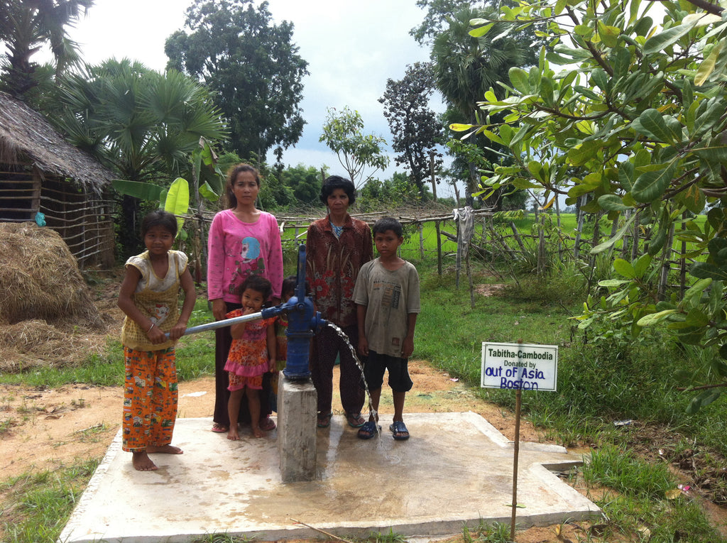 Resolution Water Well - Out Of Asia in the Community