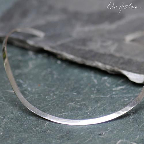 Sterling Silver 4.5 mm Choker - OutOfAsia
