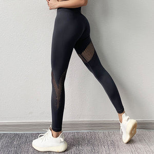 Jasmine High Waist Women Tights - Owl Closet