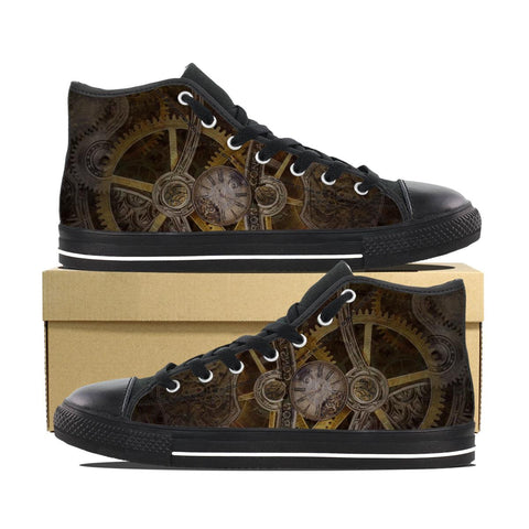 Steampunk Hightops