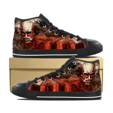 Attack On Titan Hightops