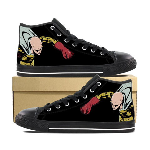 One Punch Man (Saitama) Hightops