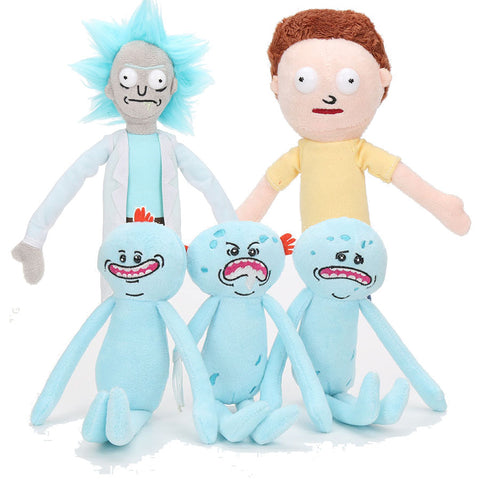 Rick and Morty Plush Plush Toys
