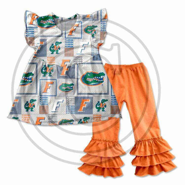 Florida Gators Capris Set • PREORDER CLOSES FRIDAY, MAY 11