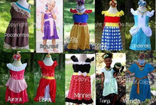 Super Soft Disney Princess Dresses (2) • PREORDER CLOSES SUNDAY, JUNE 17 @ 5pm!!