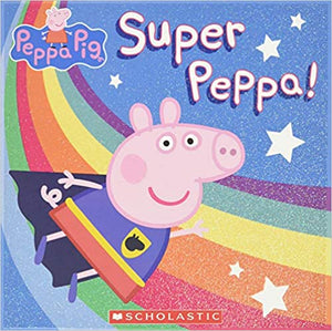 Peppa Pig: Super Peppa • Softcover