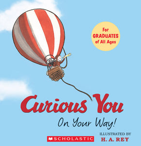 Curious You: On Your Way! • Softcover