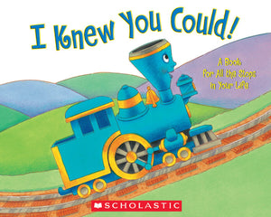 I Knew You Could! • Softcover