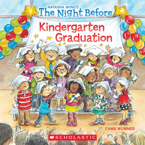 The Night Before Kindergarten Graduation • Softcover