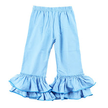 Double Ruffle Pants • Toddler 2T-6 • PREORDER