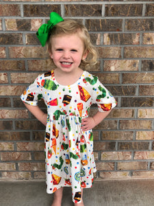4T, 6/7 • The Very Hungry Caterpillar Dress