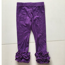 Icing Ruffle Pants • Girl's 7/8-9/10 • PREORDER