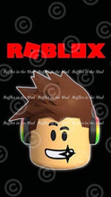 Roblox Raglan • PREORDER CLOSES MONDAY, APRIL 27
