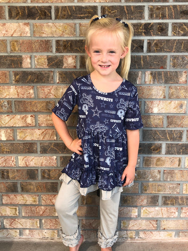 4T • Dallas Cowboys Pants Set