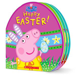 Peppa's Happy Easter! • Board Book