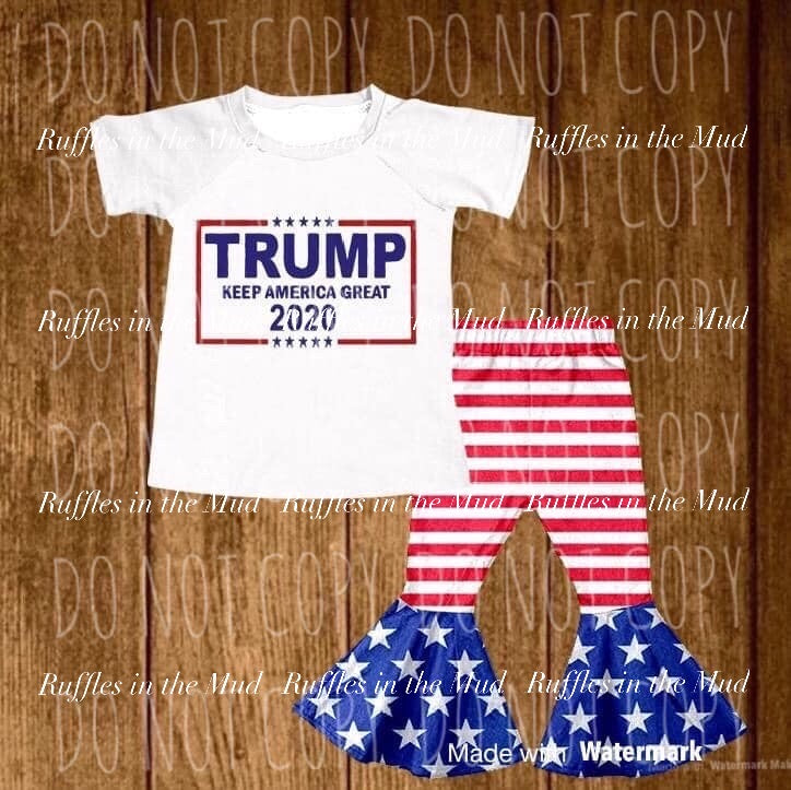 Trump 2020 Pants Set • PREORDER CLOSES TUESDAY, DEC. 10