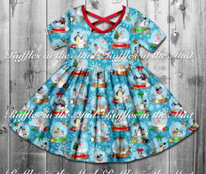 Disney Snow Globes Twirly Dress • PREORDER CLOSES THURSDAY JULY 19